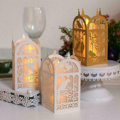 Birdcage Metal Cutting Dies Stencil DIY Stamps Paper Card Embossing Decor Craft