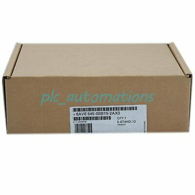 New Siemens 6AV6 545-0BB15-2AX0 Touch Panel HMI 6AV6545-0BB15-2AX0 Free shipping