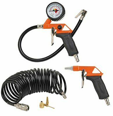 Black+decker 9045854bnd accessori compressore d'aria 230 v nero bd kit 6 (wgD)
