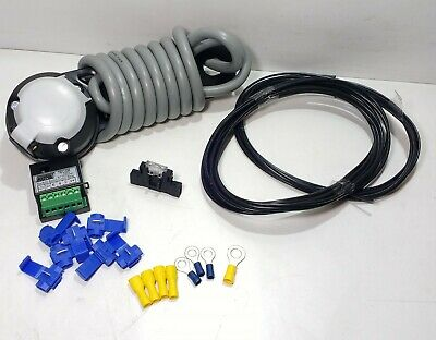 7 Pin Socket 12S Pre-Wired Wiring Kit 2M 30A Switching Relay Maypole Mp3811B