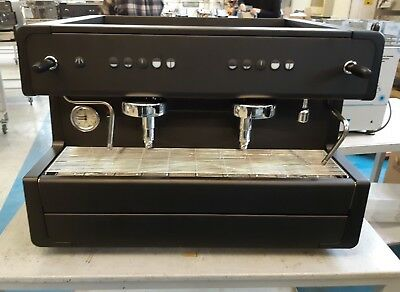 NEW La Forza 2 Group Commercial Espresso Machine F1002GRS 220V - Made-in-Italy