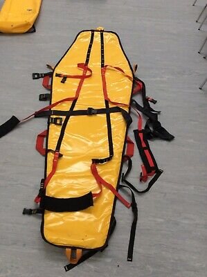 Honeywell Miller Roll Up Evacuation Rescue Stretcher for Confined Space