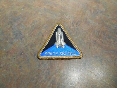 NASA Space Shuttle Iron On/Sew On Patch