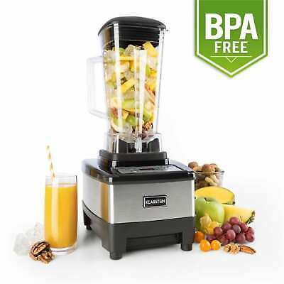 Frullatore Professionale Smoothie Cocktail Maker Mixer Turbo 1500W N