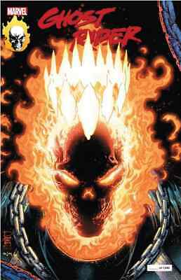 Nycc 2019 Ghost Rider 1 Glow In The Dark Exclusive Variant Nm