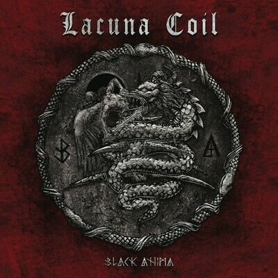 Lacuna Coil - Black Anima   Cd New