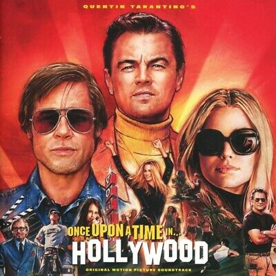 Quentin Tarantino's Once Upon A Time In Hollywood   Cd New