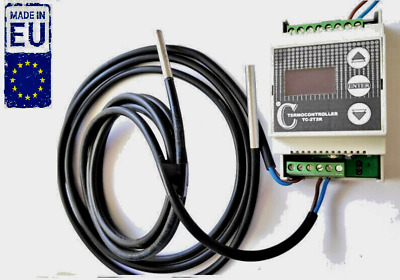 Differential thermo controller TC-2T2R
