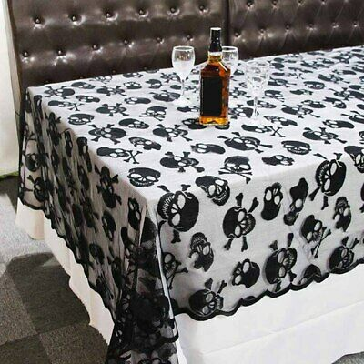 Home Furniture Diy Party Decoration Korb Tischdeko Party Set Halloween Spinnennetz 2 Teile Tischdecke Mtmstudioclub Com