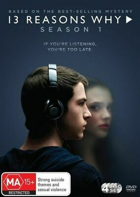 13 Reasons Why : Season 1 : NEW DVD