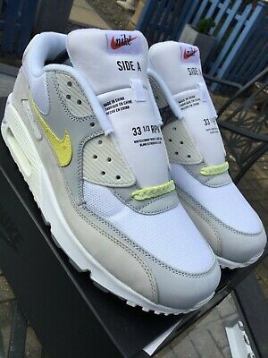 Nike Air Max 90, SIDE B Mixtape UK9 US10 CI6394 100