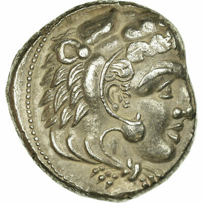 [#516512] Coin, Kingdom of Macedonia, Alexander III, Tetradrachm, 325-323 BC