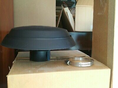 """Donaldson H001063 Inlet Hood 11.5"""" x 5.87"""" OD Pipe 2.99"""" NOS!!"""