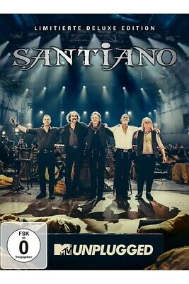 Santiano-Mtv Unplugged (2Cd+2Dvd+Blu-Ray/Limited Deluxe Edition ) 2Cd+2Dvd New