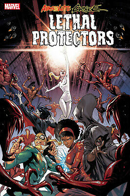 Absolute Carnage Lethal Protectors #3 (Of 3) 10/23/19