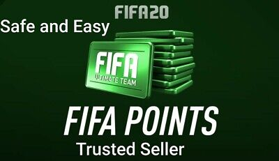 Fifa 20 12,000, 24000, 36000 Points Method Xbox Only READ DESCRIPTION NO REFUND
