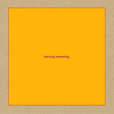 Swans - Leaving Meaning (2Cd)  2 Cd New
