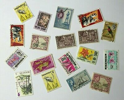 Job Lot - Used - Off Paper - Mixed World - Postage Stamps - Inc Jamaica