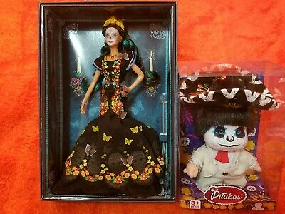 Barbie Day of The Dead - Dia De Los Muertos Doll *In Hand* Ready To ship NEW
