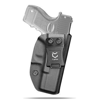 IWB Kydex Holster for Glock 19/19x/23/32/45 Appendix Concealed Carry Right Hand
