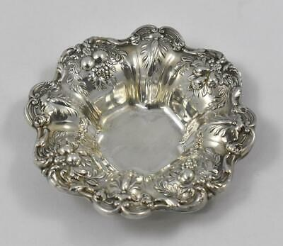 Sterling Silver Reed & Barton Nut Dish Francis #569
