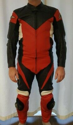 Alpinestars leathers 2 piece Size 52 Bottoms 52 Jacket. Perfect no scuffs