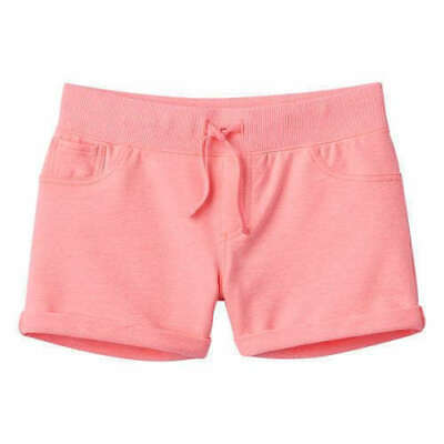 Girls Plus Size SO® Solid Knit Shorts sz 14.5 NWT