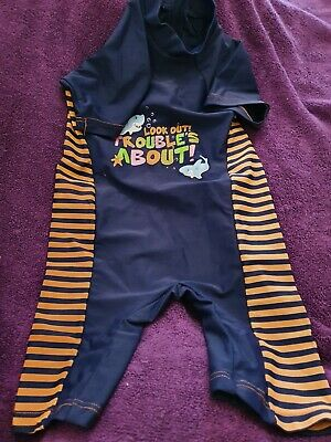 Lovely Boys matalan Swimming suit Age 3-4 Years