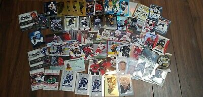 Hockey Card Insert/Parallel Lot: Various Year & Makes: Tim Hortons/UD/OPC/ HOF