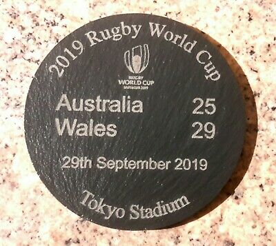 2019 Rugby World Cup Australia vs Wales