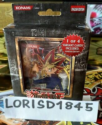 Invasion of Chaos special edition EN nuovo sigillato new IOC Yu-Gi-Oh!