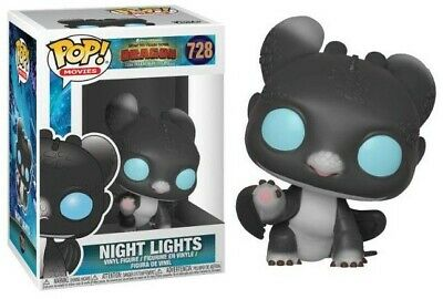 How To Train Your Dragon 3 - Dragons - Pop! - Night Lights III n°728 - Funko