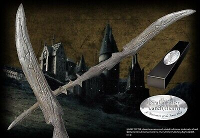 Harry Potter - Baguette Death Eater (thorn) - Noble Collection