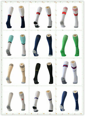 19/20 Football Club Home & Away Football Socks With Team Badge for 3-14Y Kids