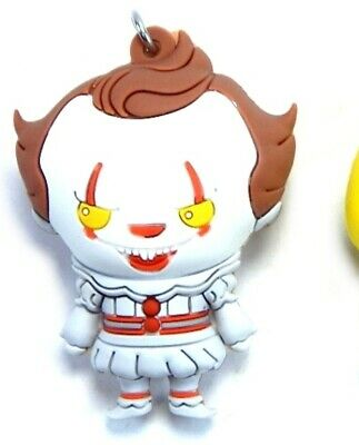 NeW Figural HORROR Properties EXCLUSIVE  PENNYWISE  Keychain
