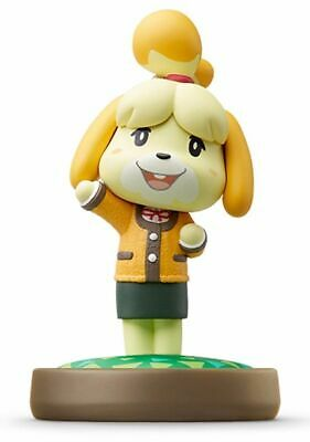 Amiibo Festival Animal Crossing Collection Isabelle Figure Nintendo Wii U 3DS