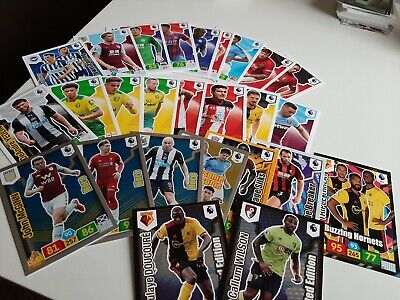 Panini Premier League Adrenalyn XL Official Trading Cards 2019/20