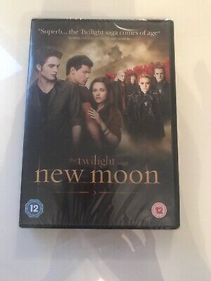 The Twilight Saga: New Moon (DVD) (2010) Michael Sheen New & Sealed