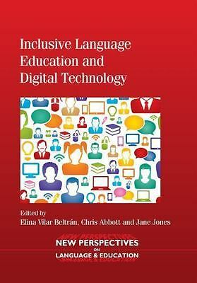 Inclusive Language Education and Digital Technology [New Perspectives on Languag