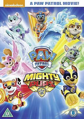 Paw Patrol: Mighty Pups  with  Kallan Holley New (DVD  2019)