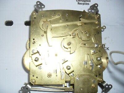 Perivale Westinster chime movement