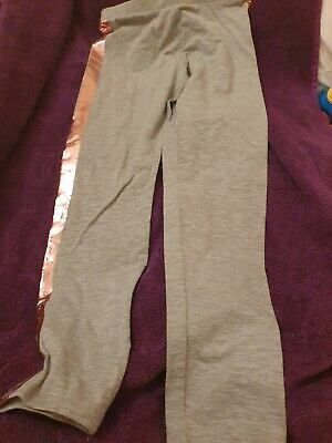 Lovely Girls F&F Leggings Age 8-9 Years