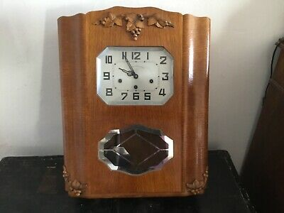 Carillon 8 tiges 8 marteaux carillon made in France C43439 no odo westminster