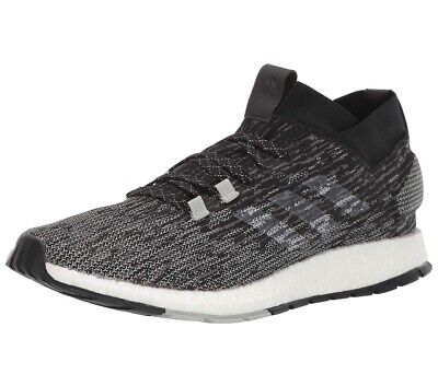ADIDAS Mens PureBoost RBL LTD Running Shoes Black Grey Size