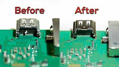 PS4 Playstation 4 HDMI Port Repair Service (Motherboard Only) FAST - AFFORDABLE