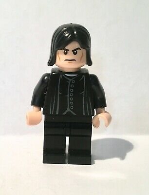 Severus Snape Boggart Harry Potter Bricktober hp173 FREE POST LEGO Minifigure