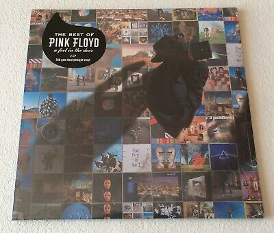 PINK FLOYD~A FOOT IN THE DOOR (THE BEST OF)~2016 UK 180g VINYL 2LP SET [SEALED]