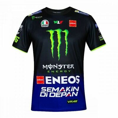 NEW Valentino Rossi VR46 2018 Moto GP Yamaha Mens T Shirt Tee ALL COLORS & SIZES