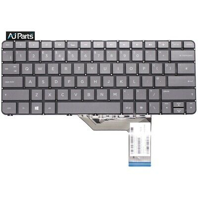 HP Spectre 13 X360 13-4108na 13-4050na 13-4103dx 13.3 Black Keyboard Replacement