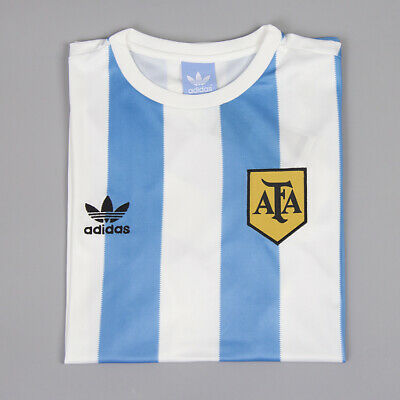 1978 Argentina Home Football Soccer Shirt Jersey Retro Vintage Classic NEW